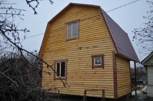 Дачный домик 6х6 Чириково